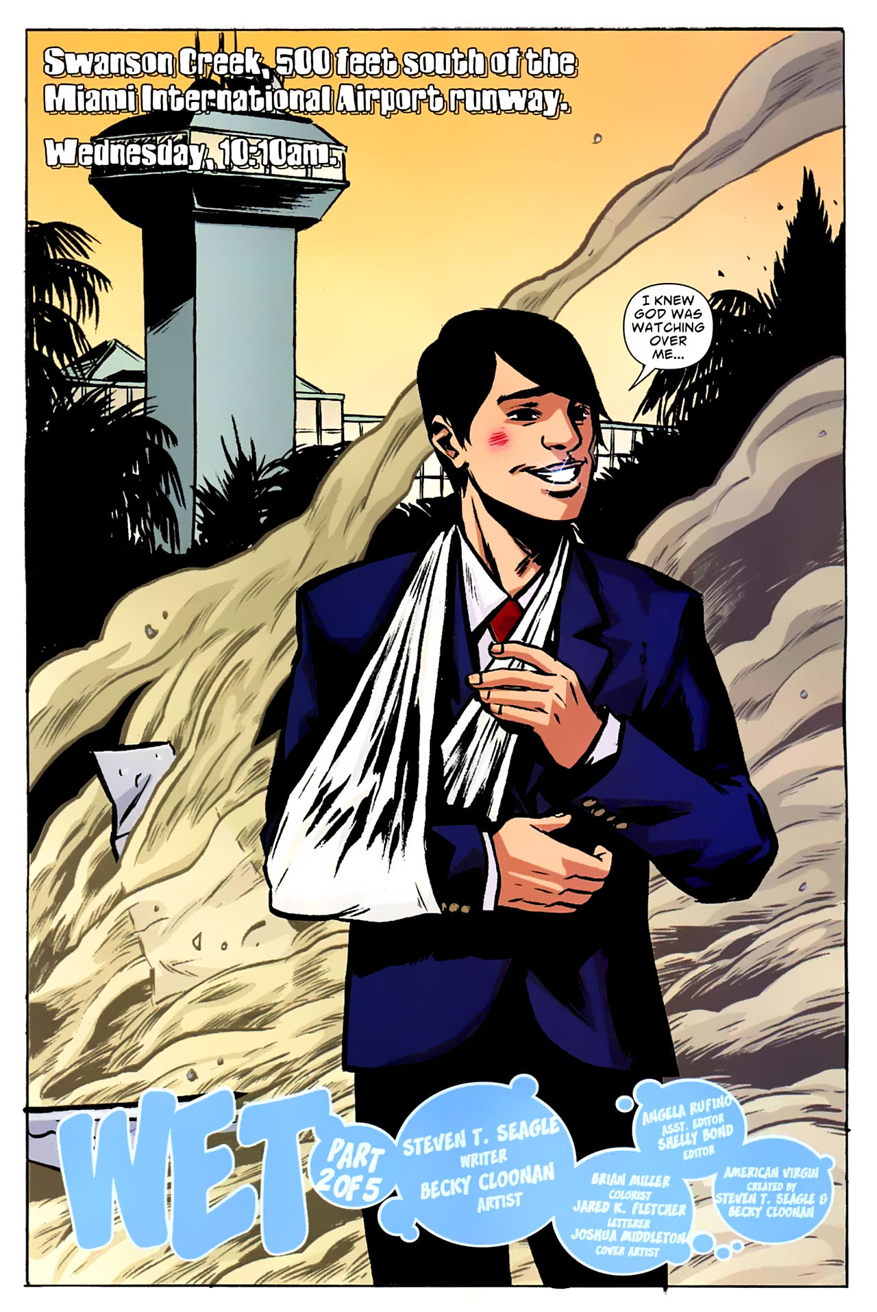 Read online American Virgin comic -  Issue #11 - 2