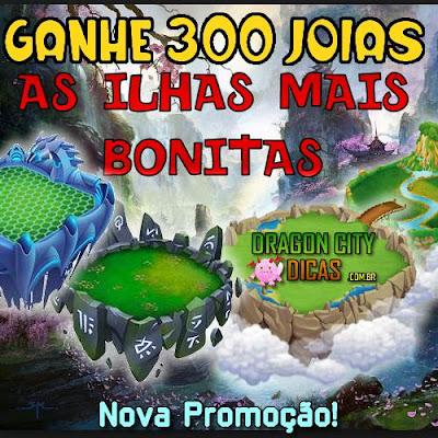 As Ilhas mais Bonitas de Abril- Ganhe 300 Joias!