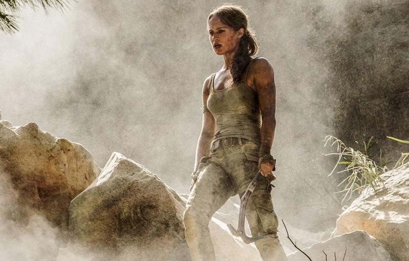 Tomb Raider | Divulgado teaser e pôster do reboot, trailer completo sai amanhã