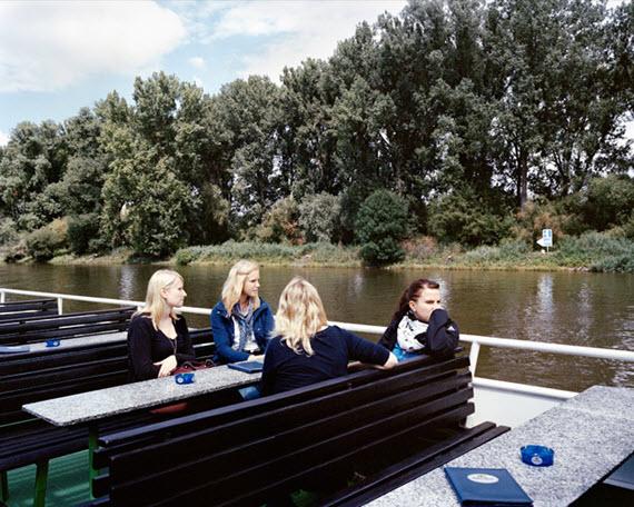Exposición 'Tras los pasos de Inge Morath. Miradas sobre el Danubio' en Espacio Telefónica