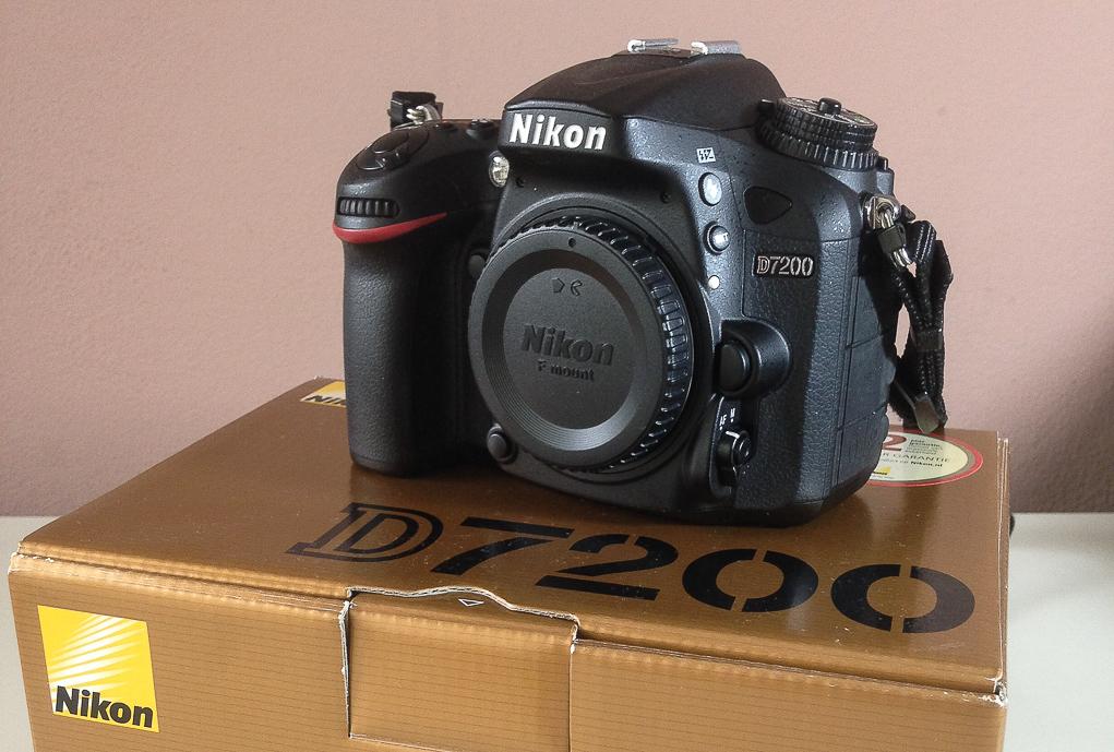 Nikon D7200: moja opinia + zdjęcia