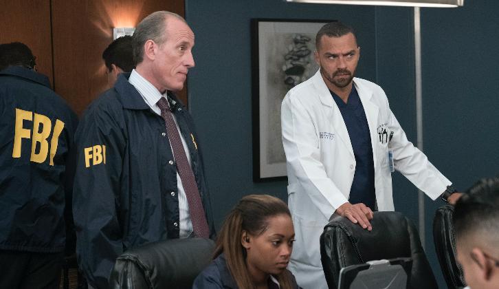 Grey's Anatomy - Episode 14.08 - Out of Nowhere - Promo, Sneak Peeks, Promotional Photos & Press Release