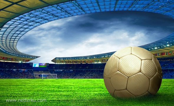 Lapangan Sepakbola - Netterku.com