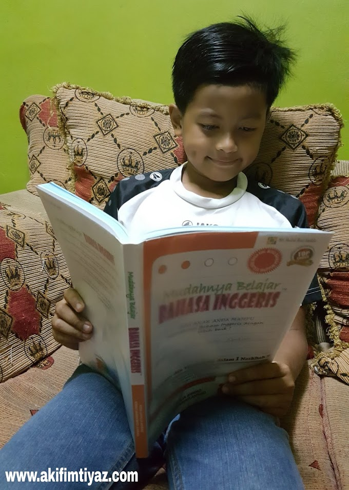 Mudahnya Belajar Bahasa Inggeris Dengan Buku MBBI