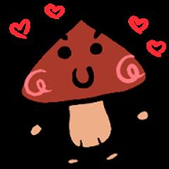 Handsome Mr.Mushrooms