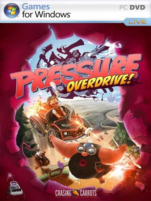 تحميل لعبة Pressure Overdrive