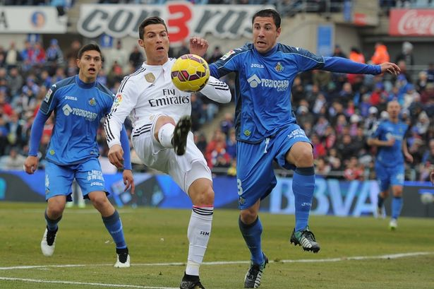 Getafe vs Real Madrid