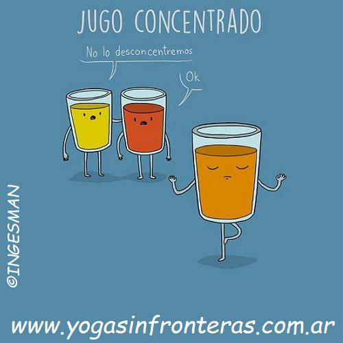 """Humor: """"Concentración"""""""
