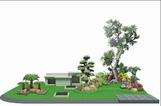 Desain Taman Surabaya - tukngtamansurabaya 37