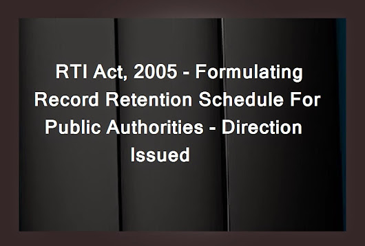 rti act 2005 features The government of india has enacted the right to information act 2005 to set out the practical regime of right to information (rti) for citizens to secure access to information under the control of public authorities to promote transparency and accountability in the working of any public authority.
