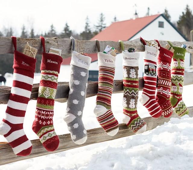 Christmas Stockings Pottery Barn.Schue Love