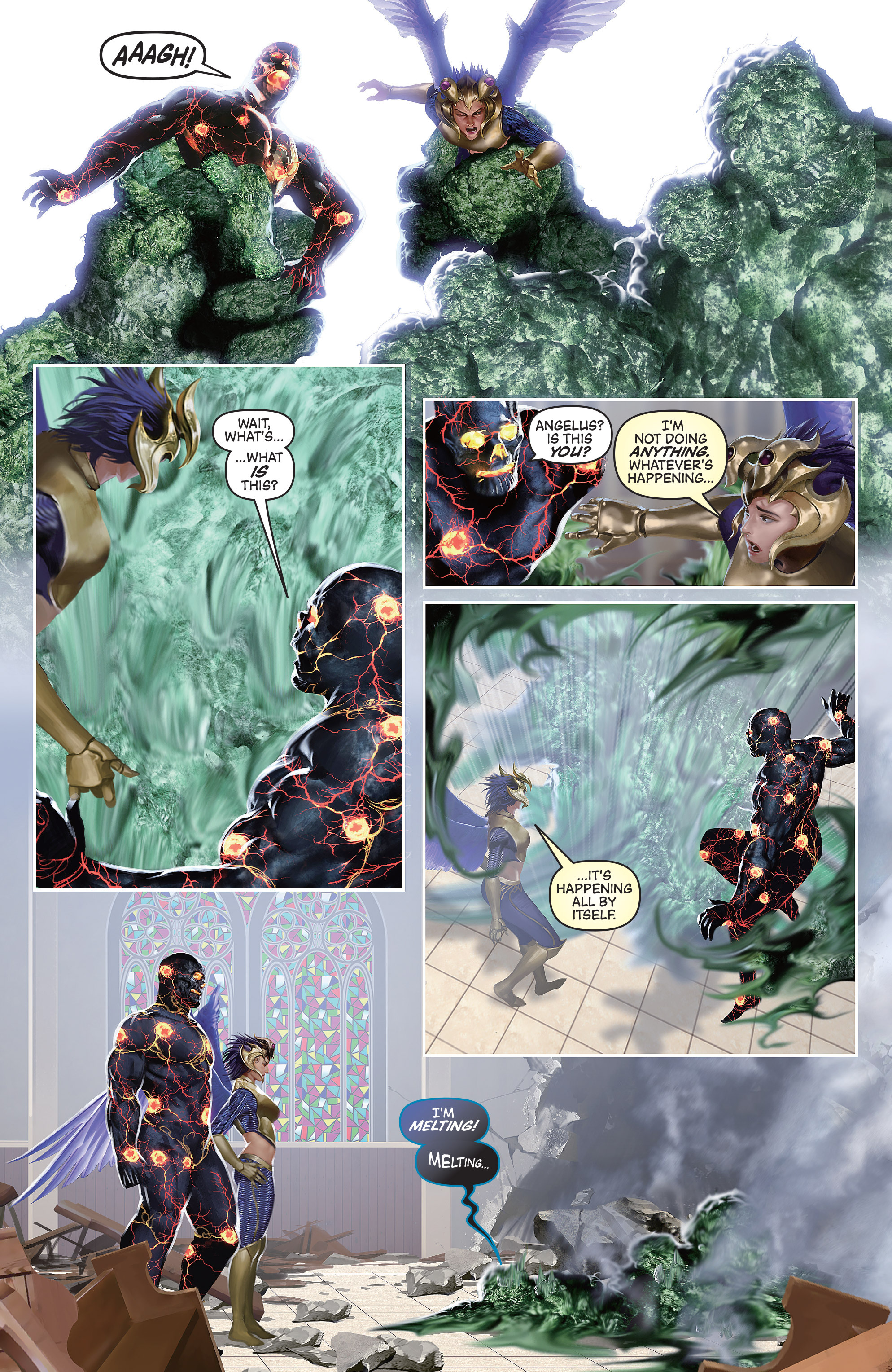 Read online Artifacts comic -  Issue #31 - 19