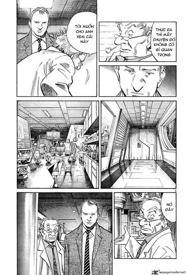 Pluto chapter 41 trang 9
