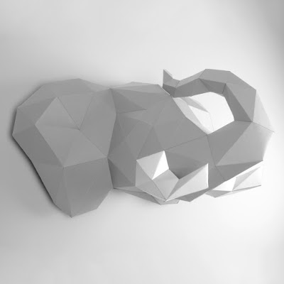 Elephant Papertrophy