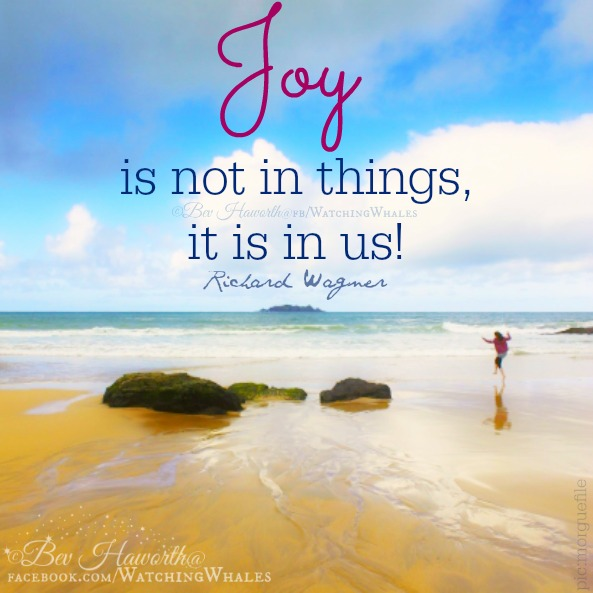 joy, things,