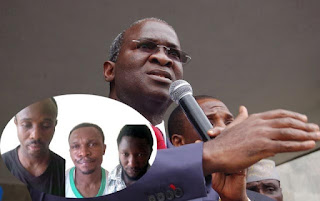 Former Lagos governor Fashola forced me into crime - suspect