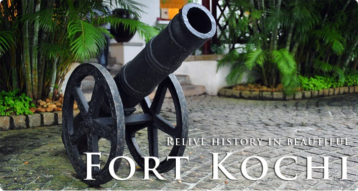 Fort Kochi -God is in the Small Things – Places to Visit in Cochin