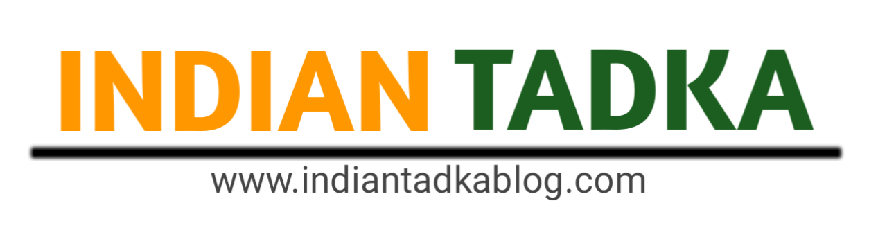 Indian Tadka Blog