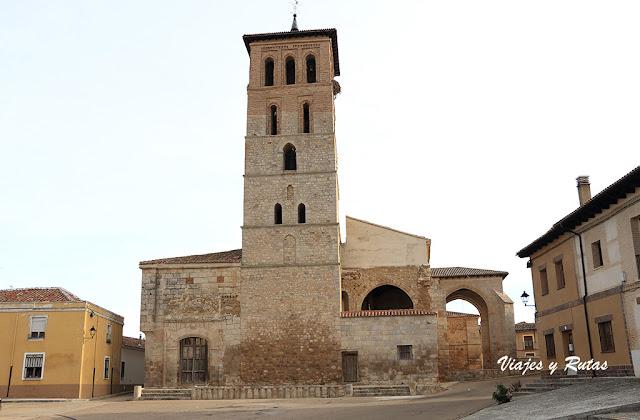 Iglesia de San Juan de Paredes de Nava