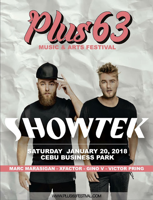 Showtek for Plus63 Festival