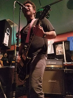 The Nerve Scheme - Guitarist and Vocals, Hector Trana