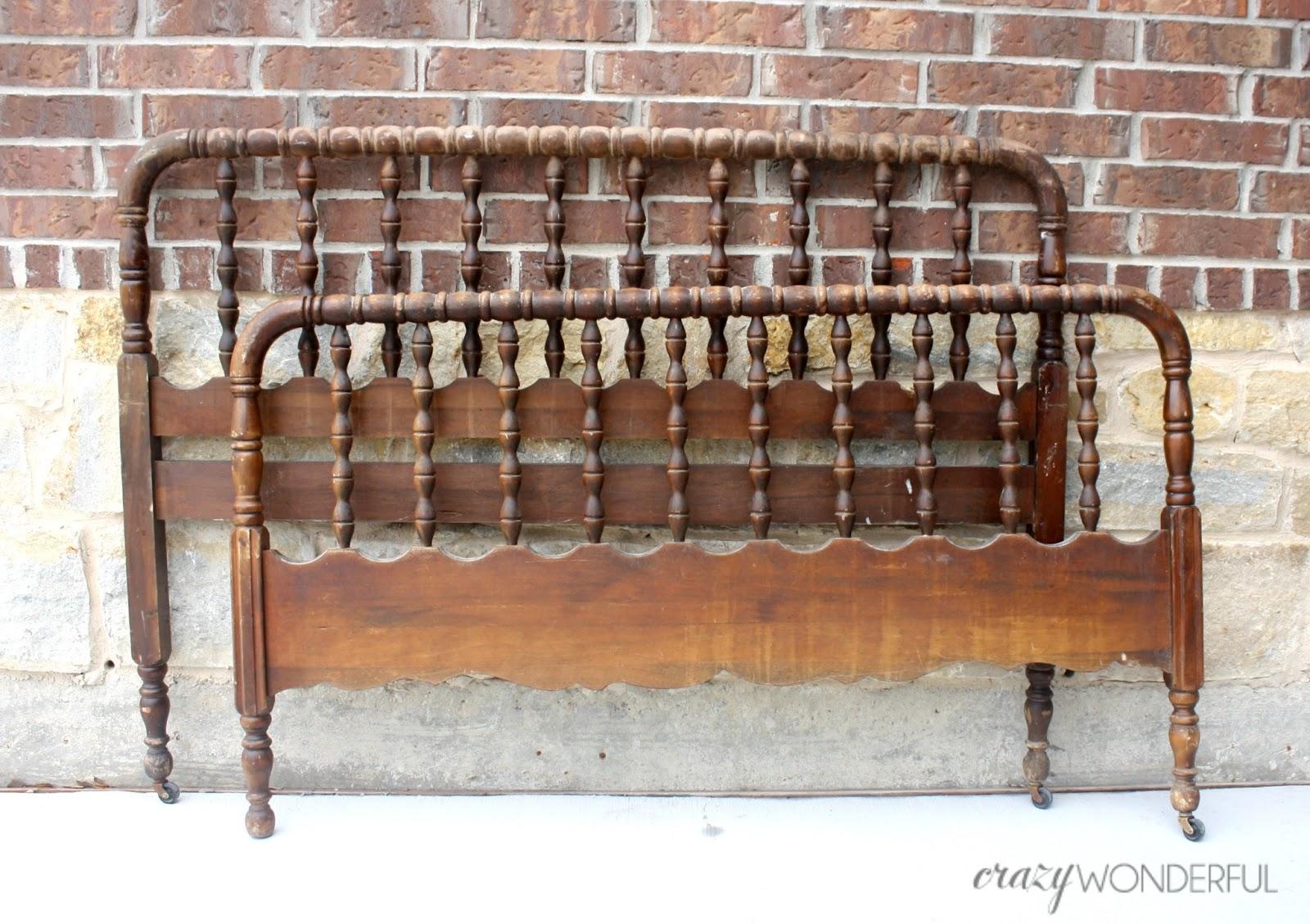 Jenny Lind Bed Paint Diy Rails