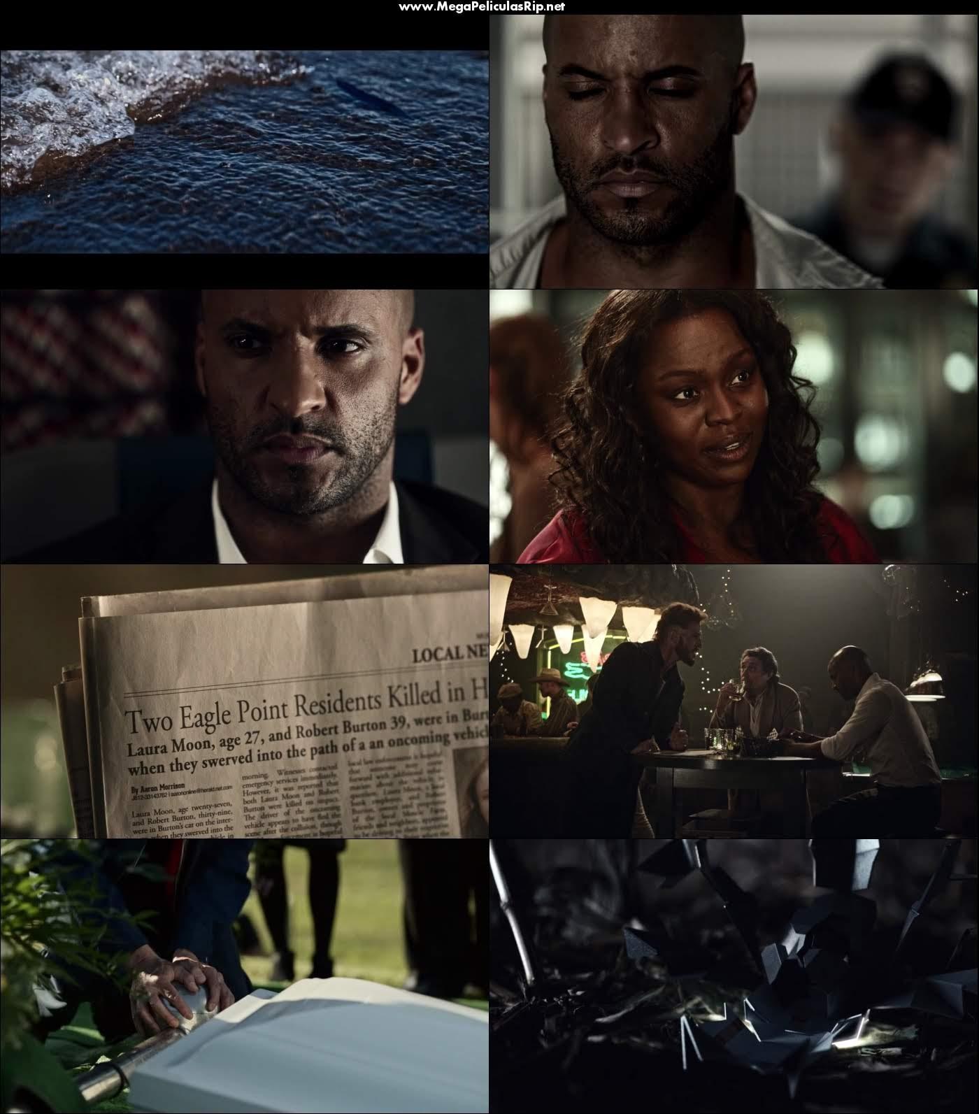 American Gods Temporada 1 720p Latino