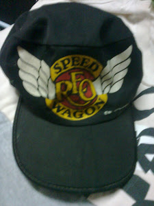 VTG REO SPEEDWAGON 1982 CAP(RARE ITEM)