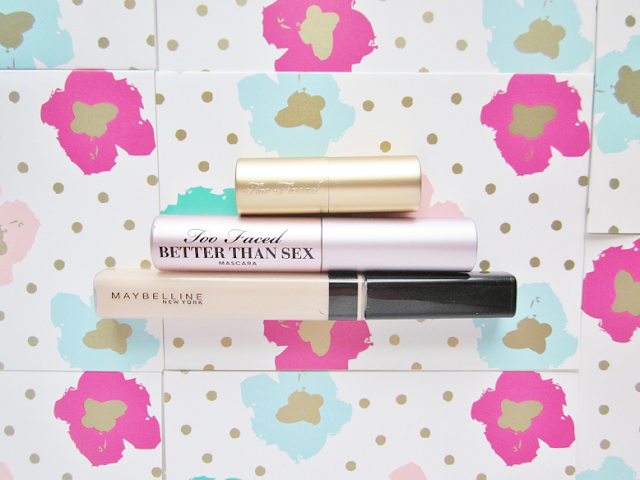 March 2016 Beauty Favorites