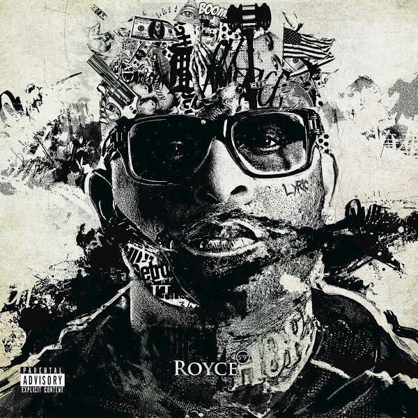 "Royce da 5'9"" - Layers Cover"