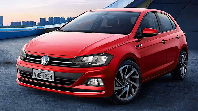 VW Polo 2018 Highline