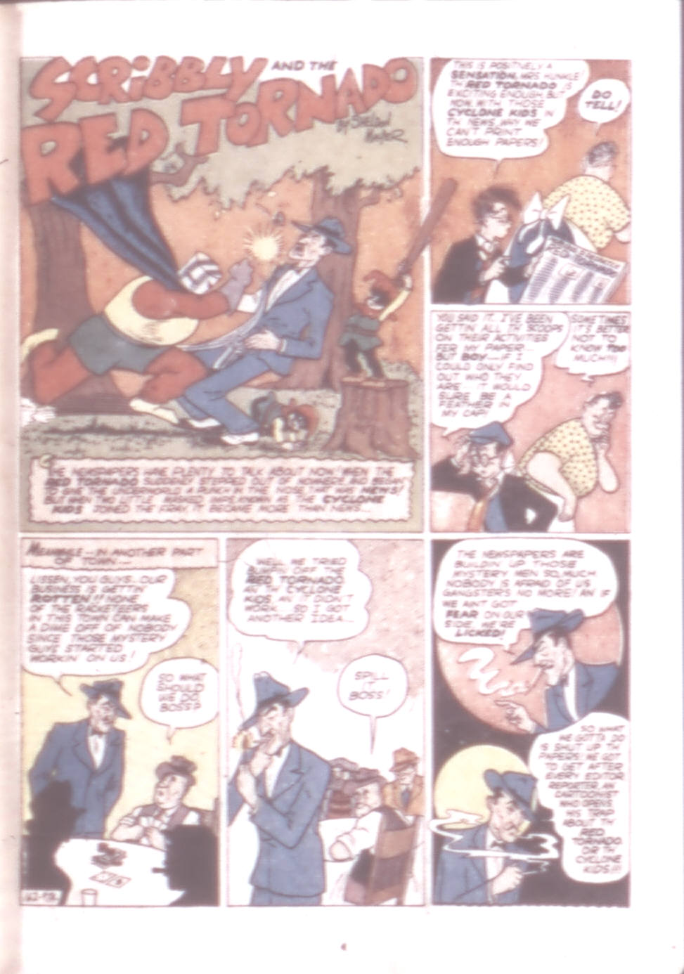 Read online All-American Comics (1939) comic -  Issue #25 - 19