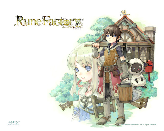 Skill Crafting Rune Factory I : A Fantasy Harvest Moon