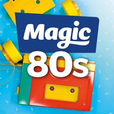 Magic 80s 2018 4CD Mp3 320 Kbps