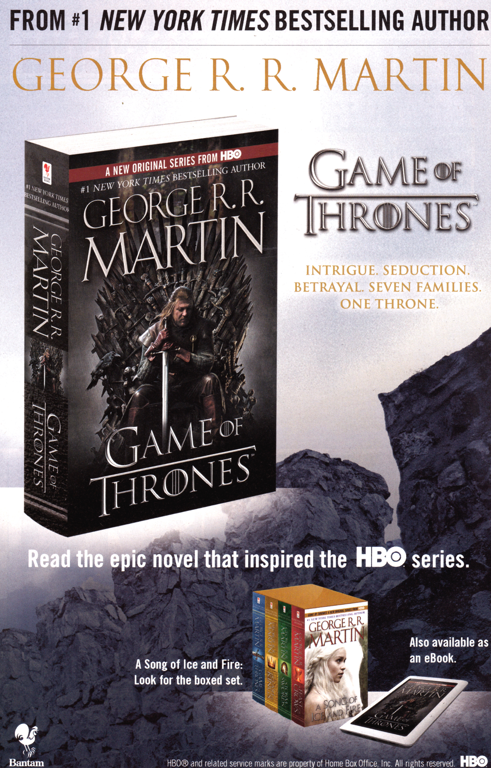 Read online A Game Of Thrones comic -  Issue #18 - 34