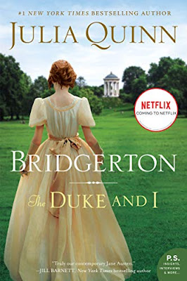 Book Review: The Duke and I (Bridgertons #1) by Julia Quinn | About That Story