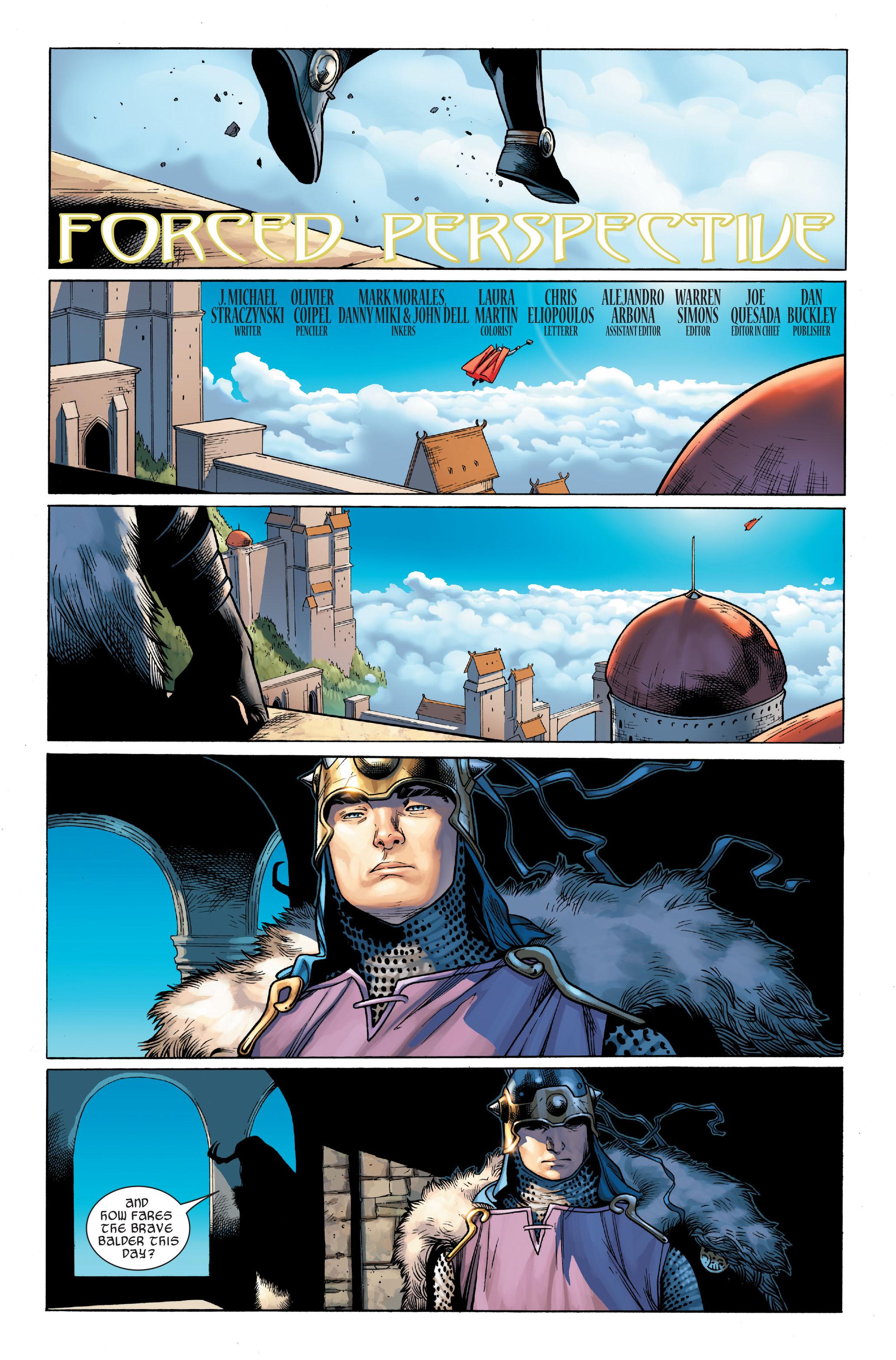 Thor (2007) Issue #9 #9 - English 2