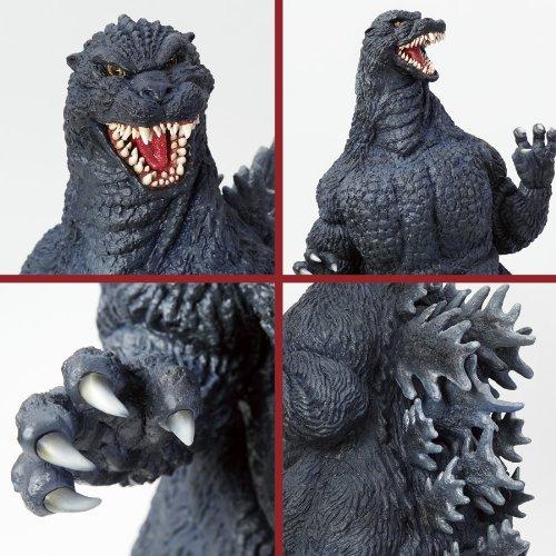 Sci Fi Toys: Godzilla 1989 Giant 1/80 Soft Vinyl Kit