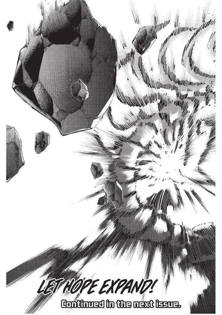 Shingeki no Kyojin Ch 66:  Wish