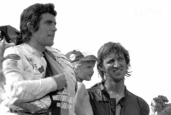 Kim Newcombe Giacomo Agostini