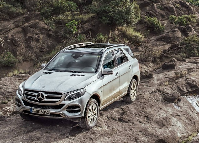Mercedes Benz chosess Albania to promote its 500E 4MATIC GLE model