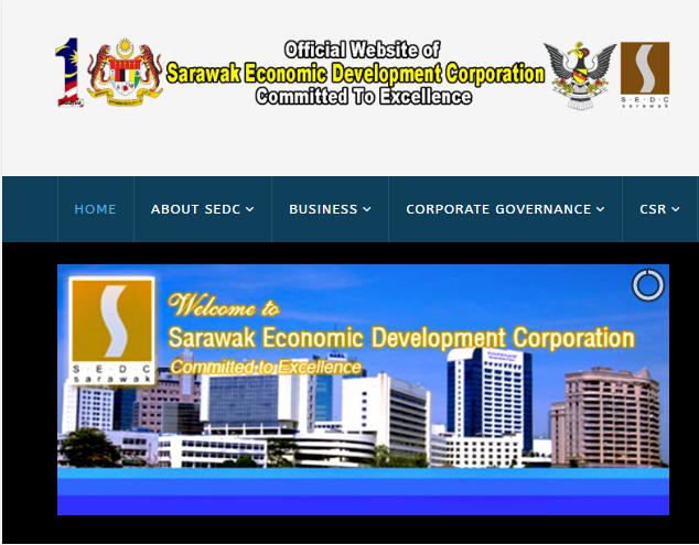 Rasmi - Jawatan Kosong di (SEDC) Perbadanan Pembangunan Ekonomi Negeri Sarawak Terkini 2019