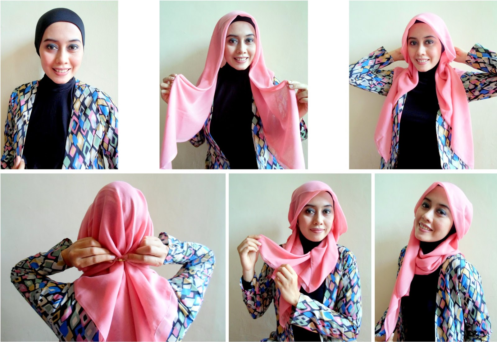 27 Kumpulan Tutorial Hijab Laudya Bella Paling Lengkap Tutorial