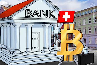بنك Hypothekarbank Lenzburg السويسري يقبل التعامل بالعملات الرقمية