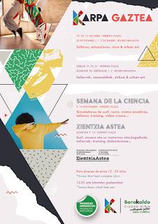 Cartel de Karpa Gaztea