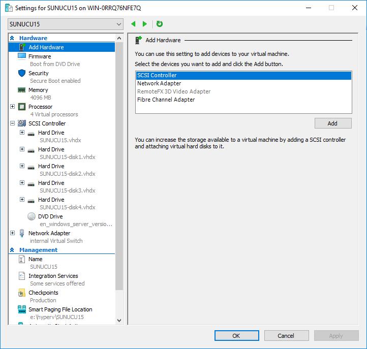Windows Server 1803 Üzerinde iSCSI Target Kurulumu - FOREVERYTHING
