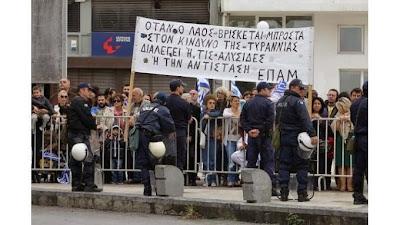 Αποτέλεσμα εικόνας για Η παρέλαση που δημιουργεί δημοκρατικά σπυριά