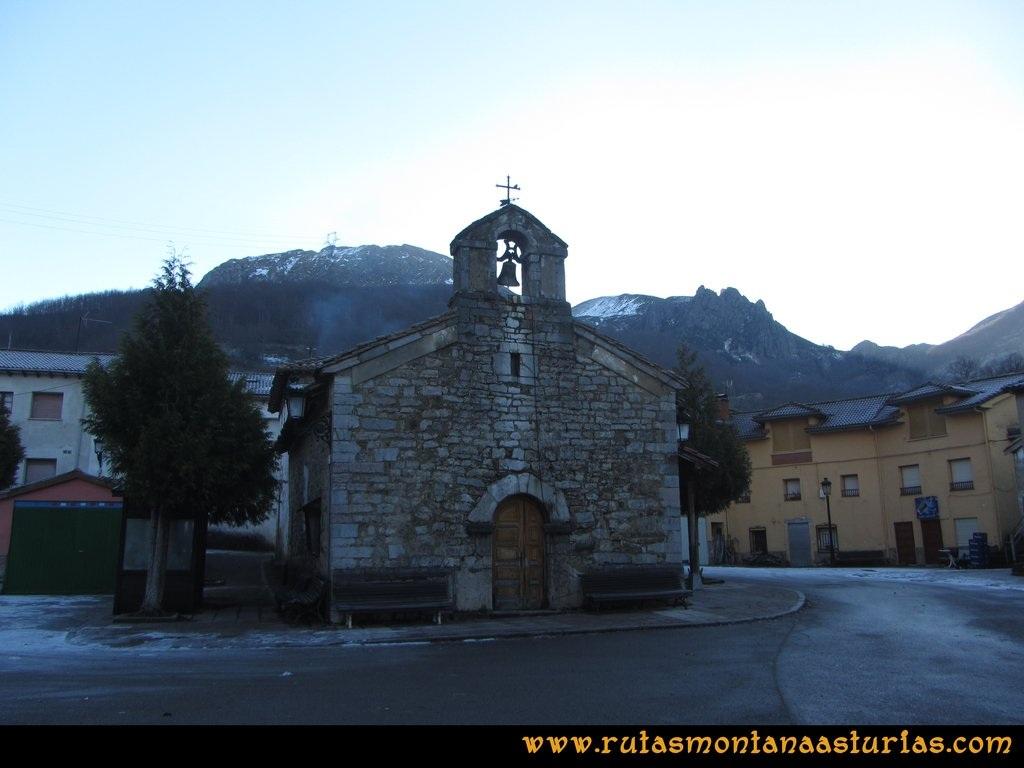 Ruta Tarna, Pico Mosquito y Pareu: Inicio de la ruta en Tarna