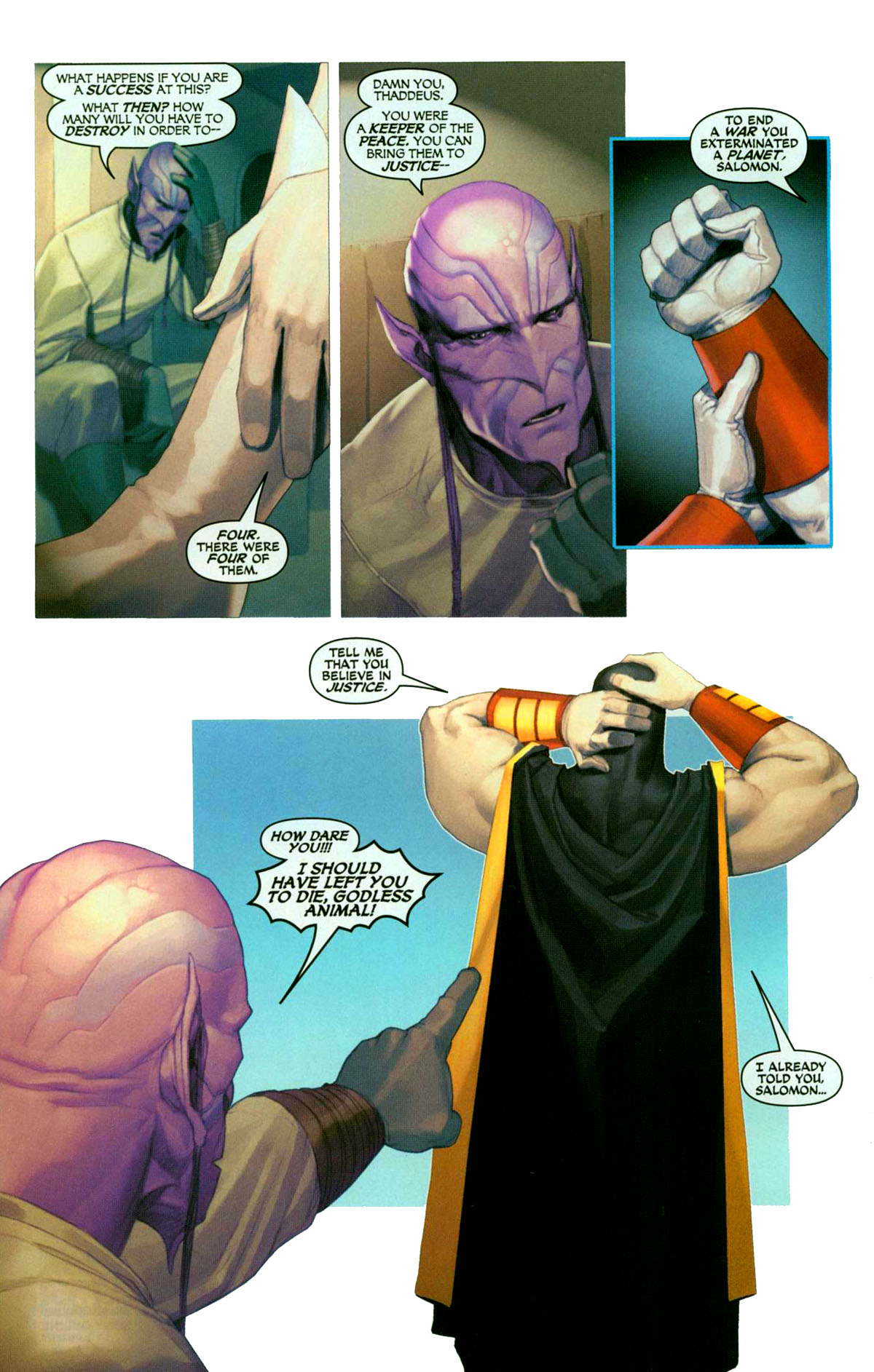 Read online Space Ghost (2005) comic -  Issue #2 - 21