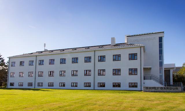 Edificio Student Hostel Reikiavik